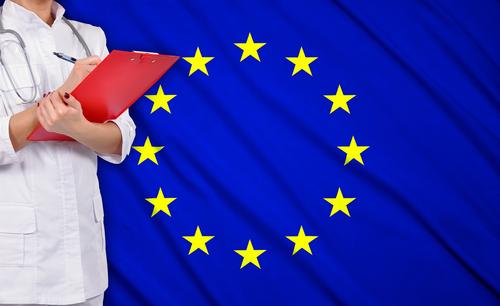 Pflegeschlüssel in Europa